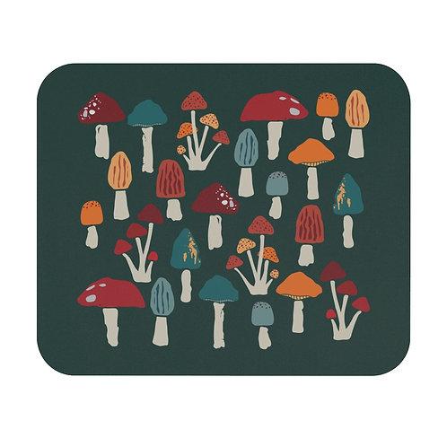 Mushroom Magic Mouse Pad (Rectangle)