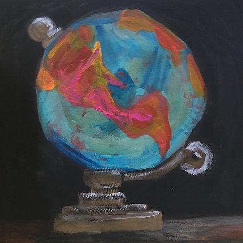 Georgia's Globe