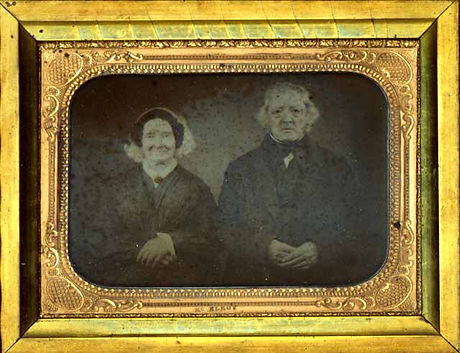 William Clapp (aged 79 years) and Elizabeth (aged 75 years)