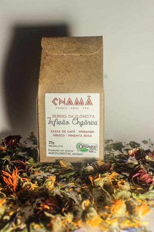 Chá Blend da Floresta