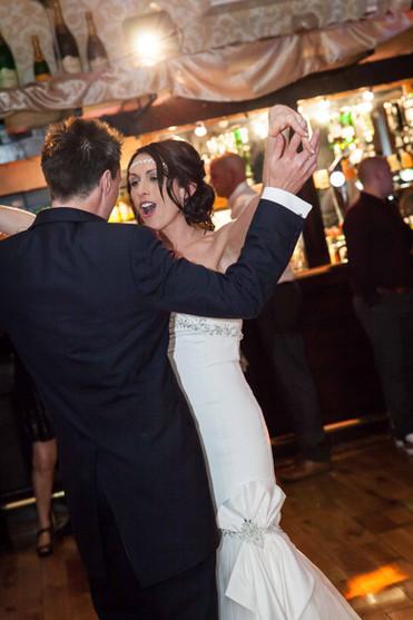 Wedding Photography.  Leeds Town Hall.  West Yorkshre.