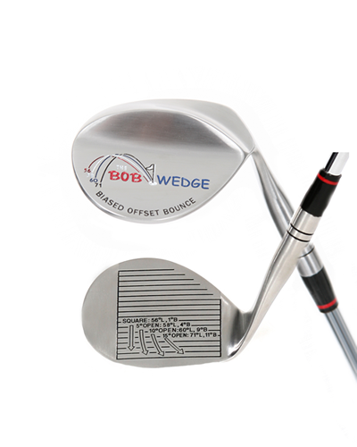 The BOB (4 in 1) Wedge Biased Offset Bounce