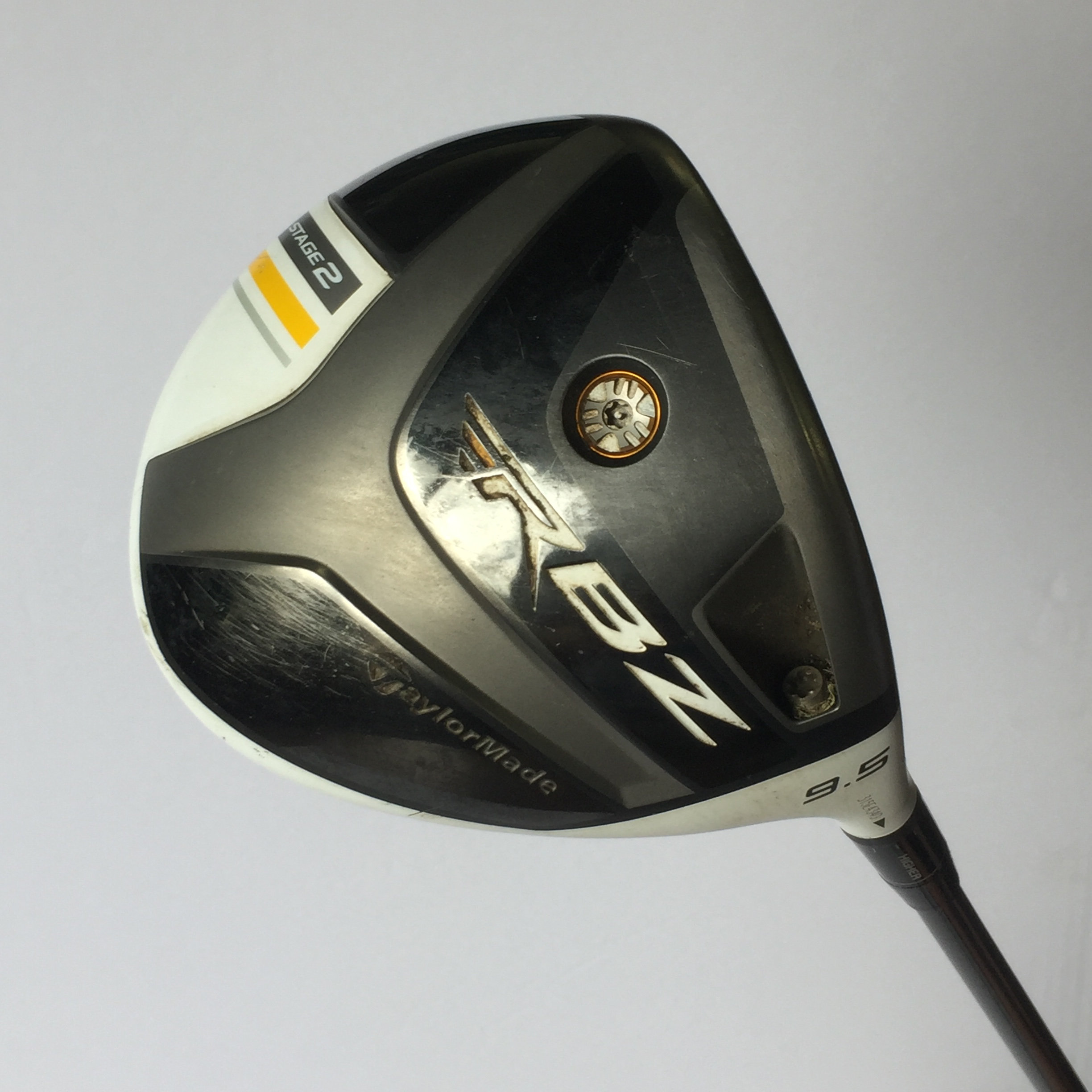 Taylormade Rocketballz Driver >> Taylormade Rbz 9 5 Degree Driver
