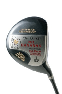 No Bananas 430cc Anti-Slice Driver