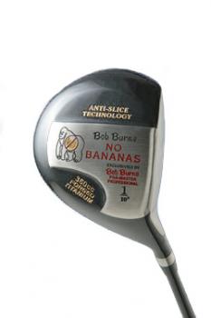No Bananas 360cc Anti-Slice Driver