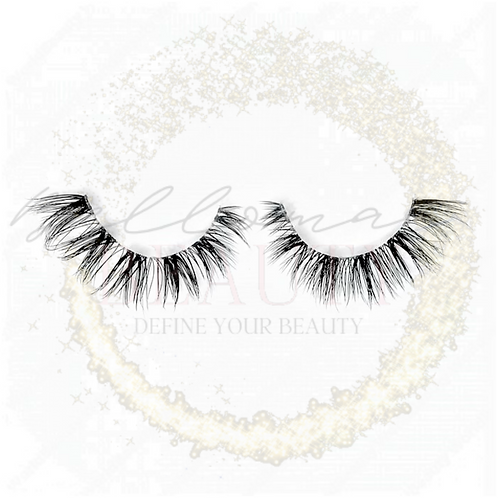 Amour Lashes - Wispy Faux Mink