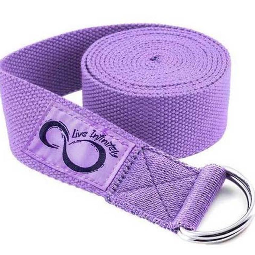 Tematica Yoga Belt GYROKINESIS