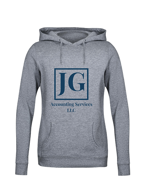 JG Accounting Services Brand Hoodie