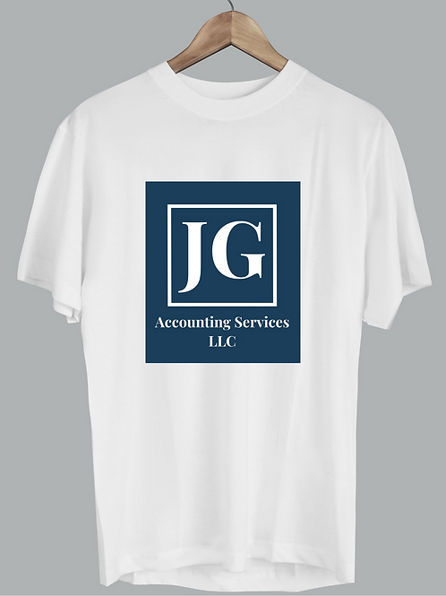 JG Accounting Services Brand T-Shirt