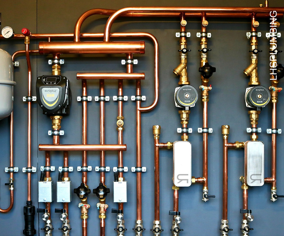 Commercial Heating London & Essex