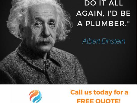 Einstein definitely had the right idea!