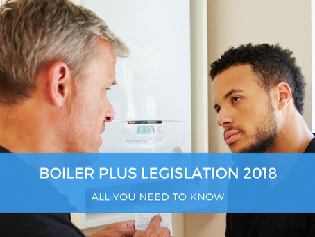 Boiler Plus Legislation April 2018