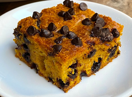Torta de Zapallo y Chocolate - Receta de Pumpkin Cake