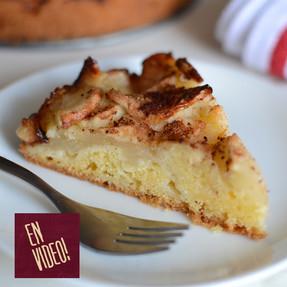 Torta Fácil de Manzana