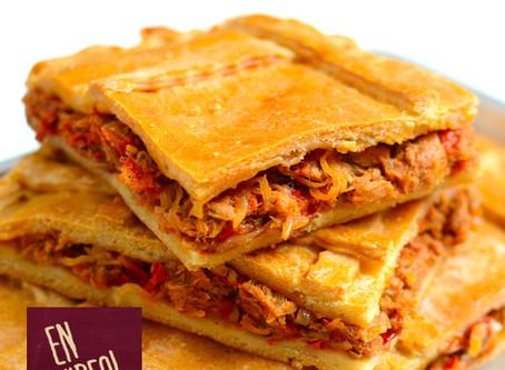 Empanada de Atún - Tarta de Atún con Masa Casera