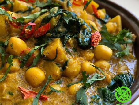 Curry de Vegetales