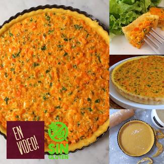Tarta de Zanahoria - Video Relleno Para Tartas