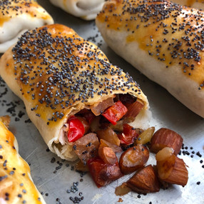 Empanadas de Frutos Secos