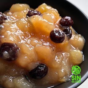 Chutney de Peras