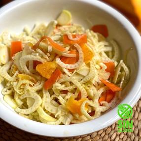 Ensalada de Hinojo y Naranja