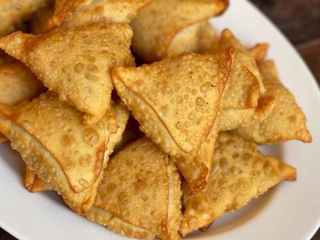 Samosas - Empanadas Indias