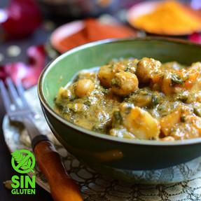 Curry de Espinacas