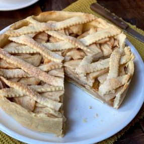 Apple Pie - Tarta de Manzana