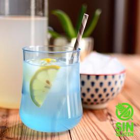 Agua Saborizada de Limón y Jengibre