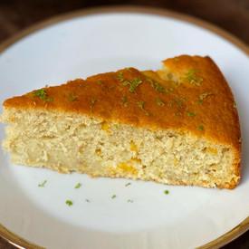 Torta de Durazno y Coco
