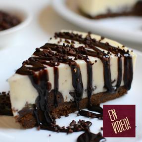 Cheesecake Sin Horno - Pastel de Queso Sin Horno
