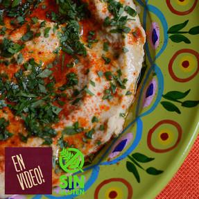 Hummus - Puré de Garbanzos