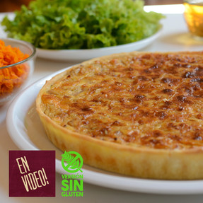 "Tarta de Cebolla - Video ""Relleno Para Tartas"""