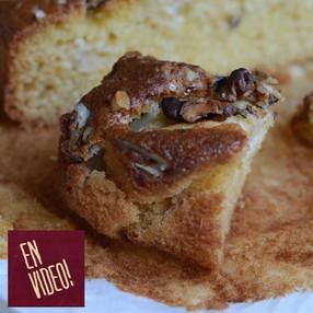Torta de Manzanas y Aceite de Oliva