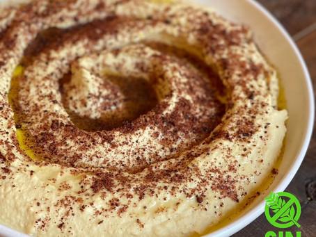 Hummus con Zumaque - Puré de Garbanzos