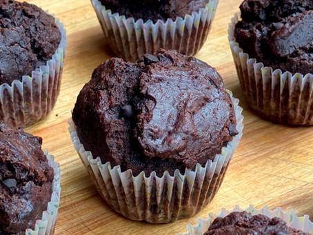 Muffins de Café y Chocolate - Maffins Moka