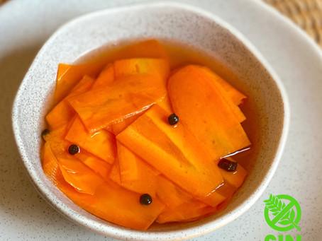 Pickle de Zanahoria