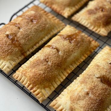 Pastelitos de Manzana - Pasteles de Manzana