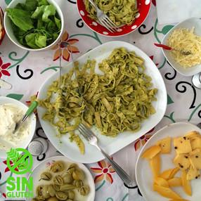 Pesto de Rúcula