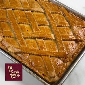 Empanada Gallega de Atún. Mi versión!