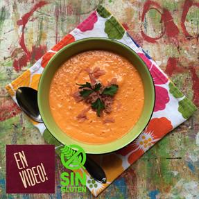 Salmorejo (sopa fría de tomate)