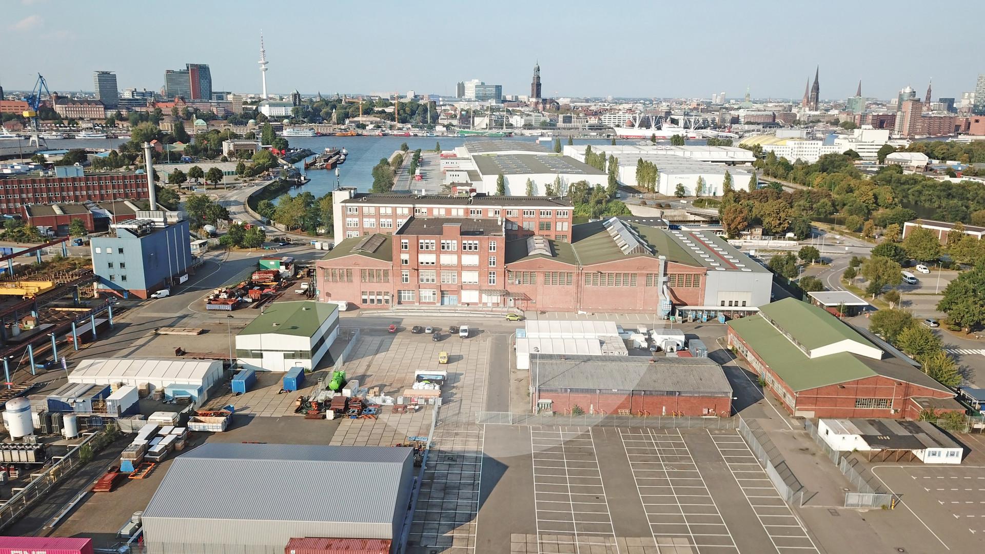 Procurator: Hafenareal Steinwerder