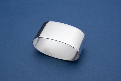 Silber Serviettenring Neutral groß (im Geschenketui)
