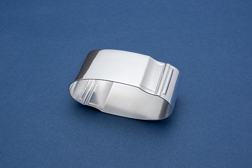 Silber Serviettenring Art Deco (im Geschenketui)