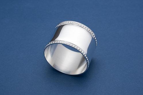 Silber Serviettenring Perl (im Geschenketui)