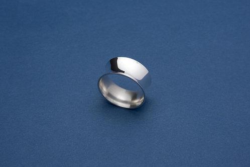 Silber Serviettenring Rund Kleinstring (im Geschenketui)