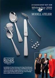 whitestar award-silbermanufaktur-reiner-