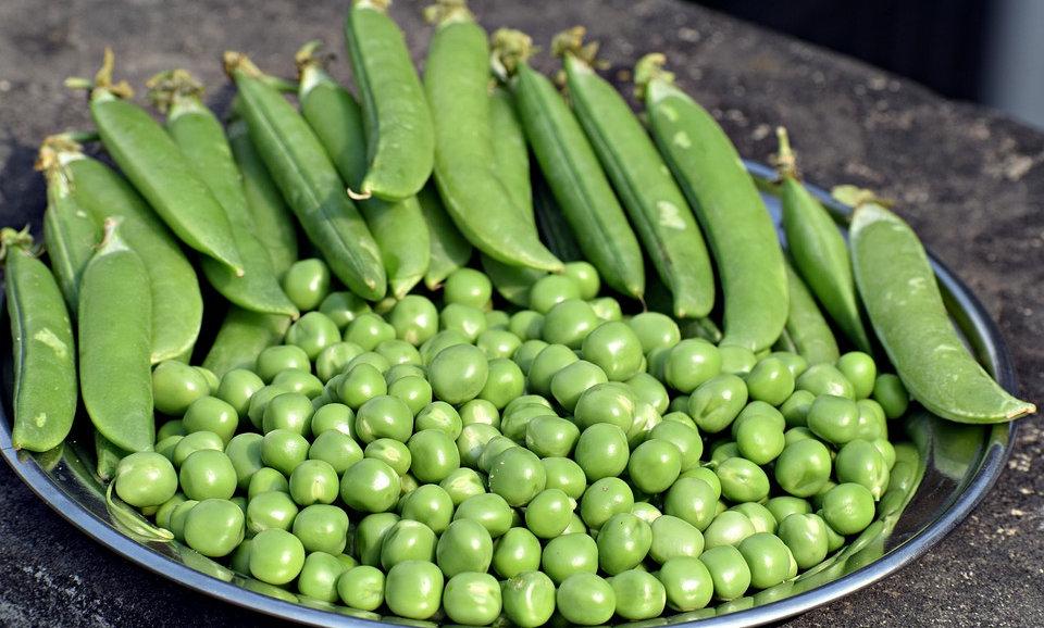 English Shell Peas (lb)
