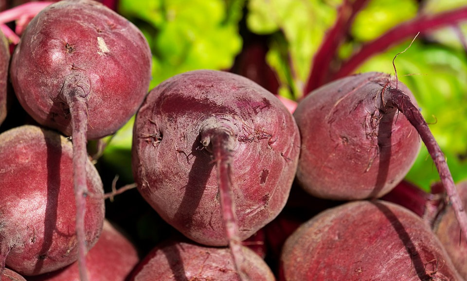 Beets (Sold by the bunch)