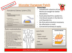 Transdermal Patch Advantages How it work
