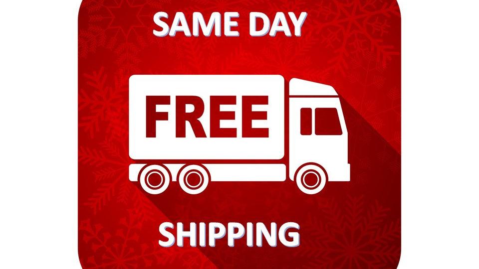 Ships Same Day via USP